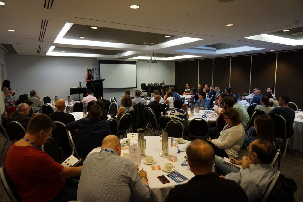 Australian Specialty Coffee Association (ASCA) presentation